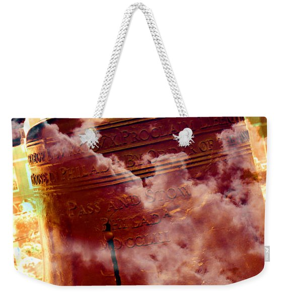 Liberty Bell 3.1 Weekender Tote Bag