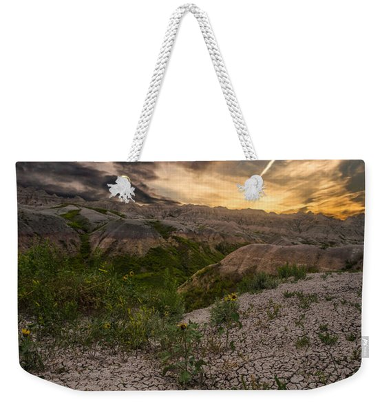Life Finds A Way Weekender Tote Bag
