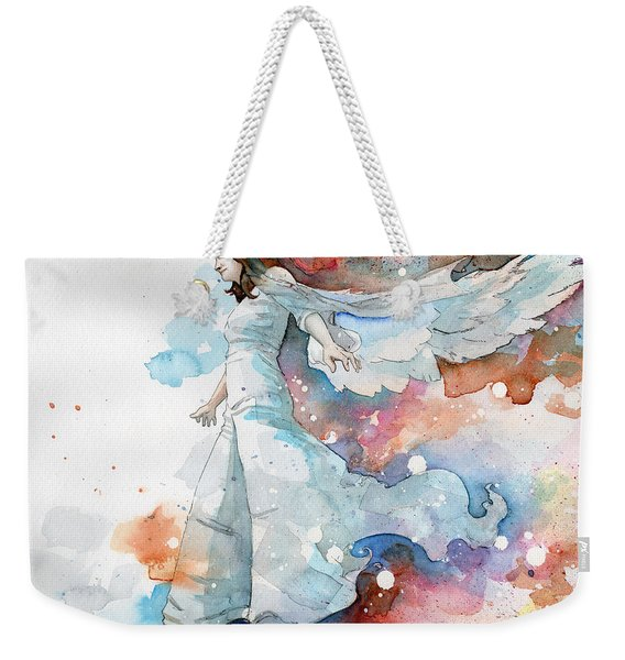 Life The Universe And Everything Weekender Tote Bag