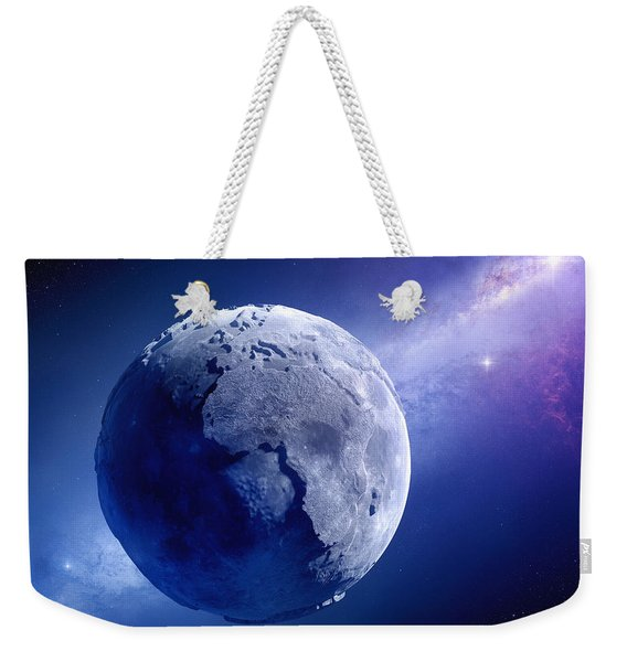 Lifeless Earth Weekender Tote Bag