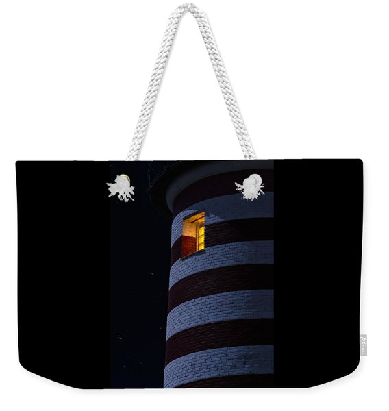 Light From Within Weekender Tote Bag