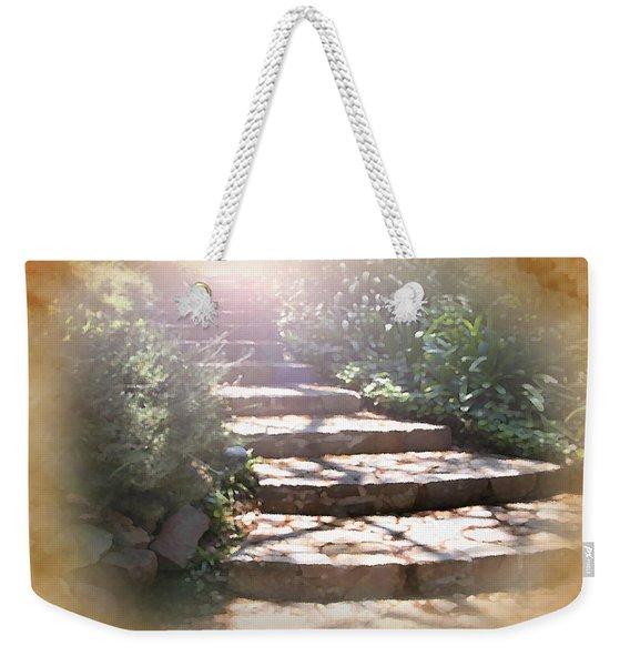 Light Unto My Path Weekender Tote Bag