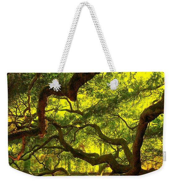 Lighter Version 40x40 Weekender Tote Bag