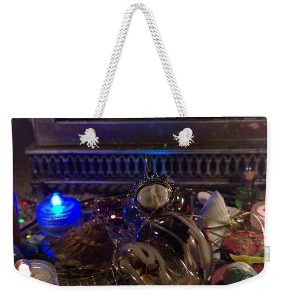 A Wishing Place 1 Weekender Tote Bag
