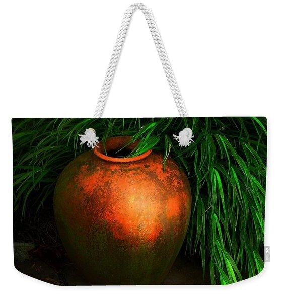 Lights Beauty Weekender Tote Bag