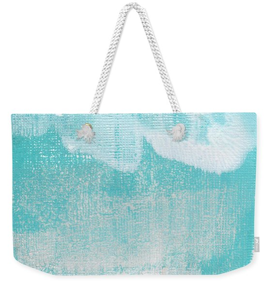 Like A Prayer- Abstract Painting Weekender Tote Bag