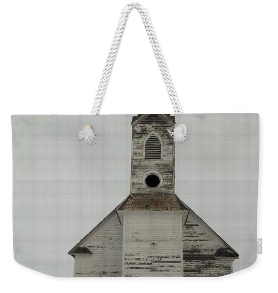Like An Angel Boarded Up Weekender Tote Bag