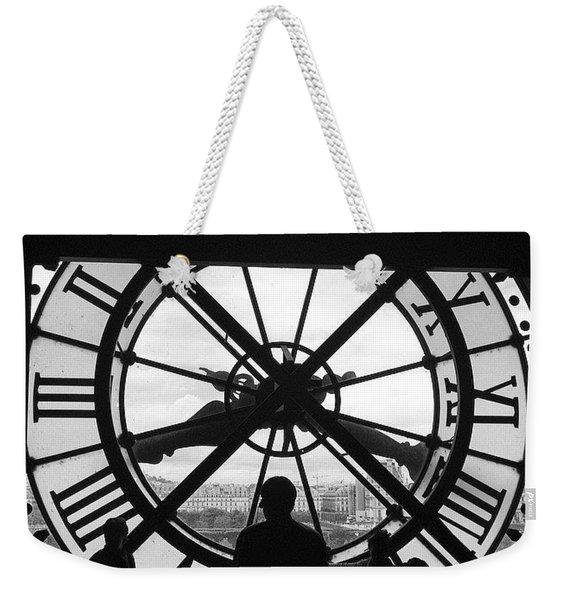 Like Clockwork Weekender Tote Bag