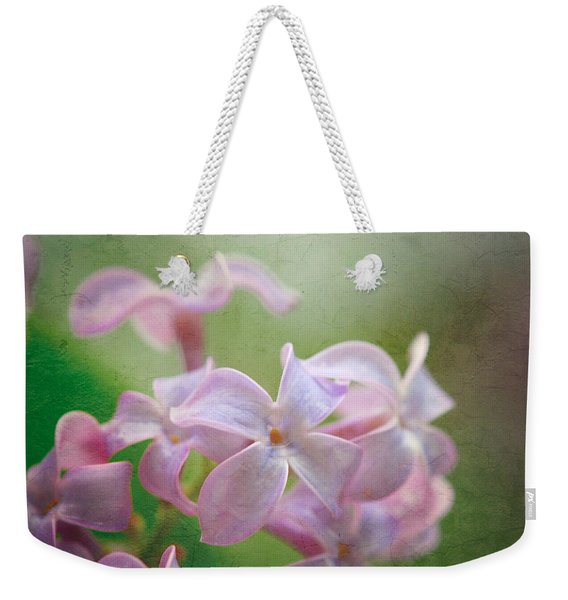 Lilac Dreaming  Weekender Tote Bag