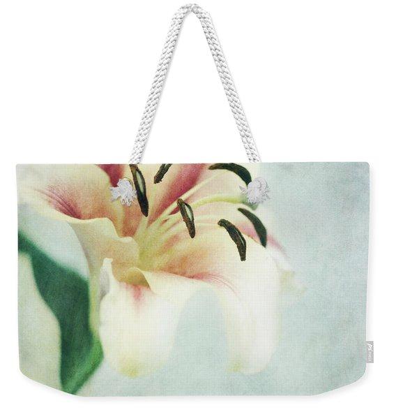 Lilium Weekender Tote Bag