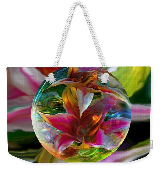 Lillium Bulbiferum Weekender Tote Bag