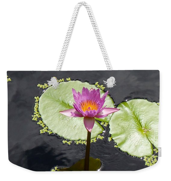 Lilly Lake Weekender Tote Bag