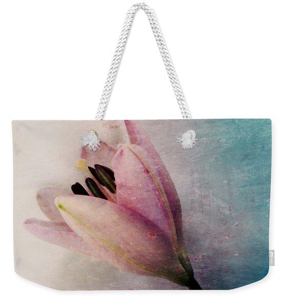 Lily's Dream Weekender Tote Bag