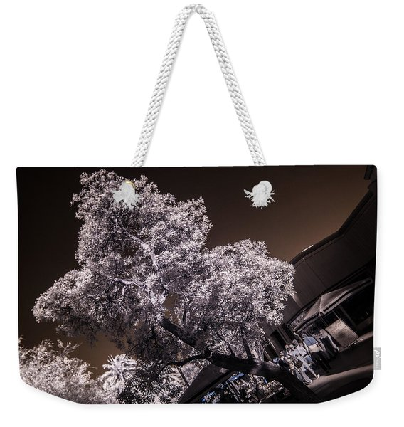 Lincoln Road Tree Weekender Tote Bag