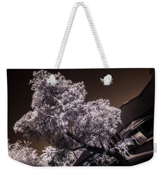 Lincoln Road Tree Weekender Tote Bag