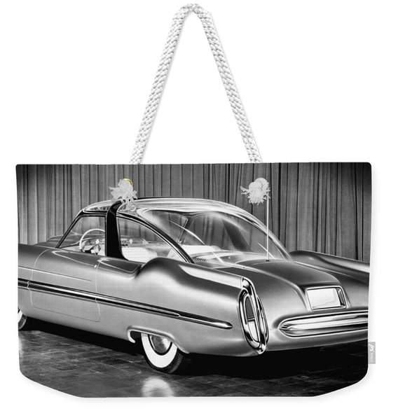 Lincoln Xl-500 Concept Car Weekender Tote Bag