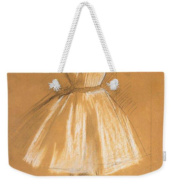Little Dancer Weekender Tote Bag