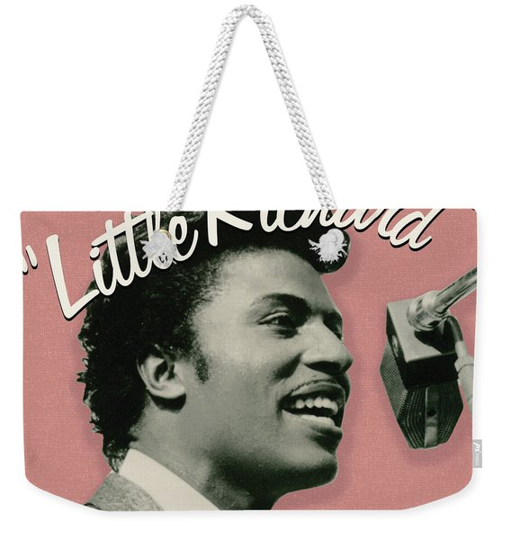 Little Richard -  The Very Best Of Weekender Tote Bag
