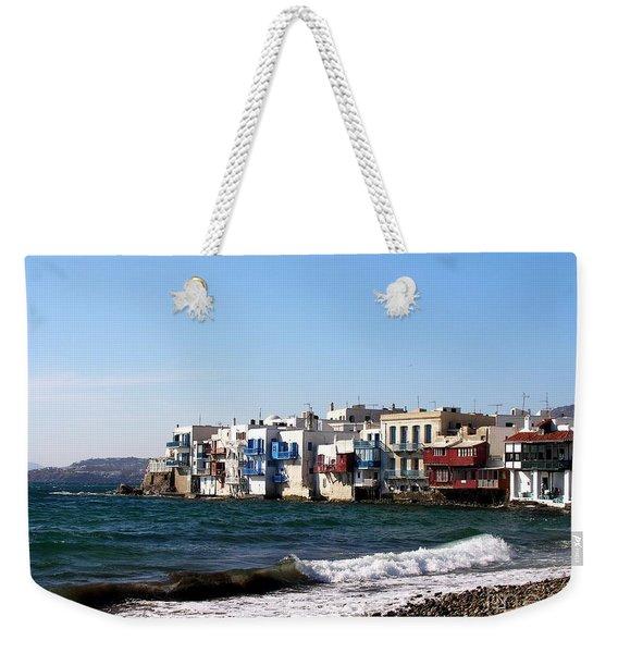 Little Venice Weekender Tote Bag