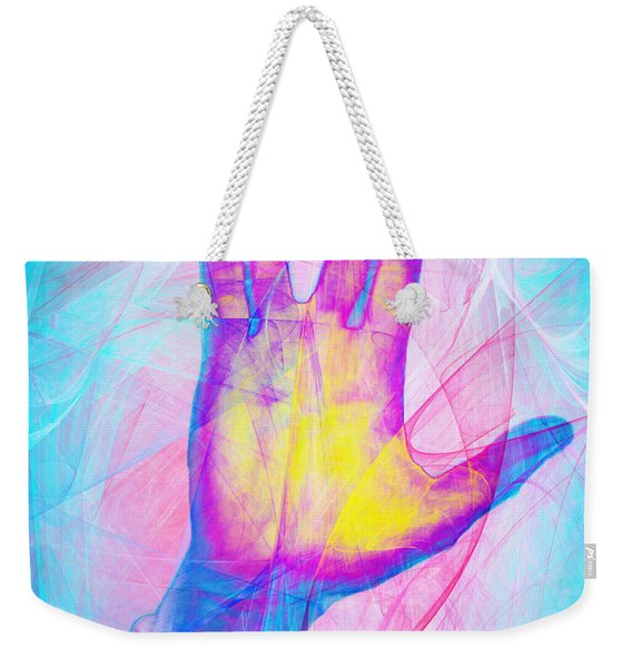 Live Long And Prosper 20150302v1 Weekender Tote Bag