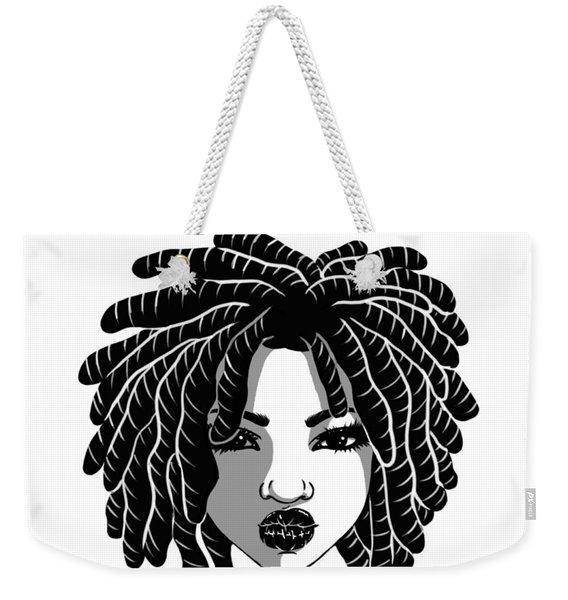 Locc'd Queen Weekender Tote Bag