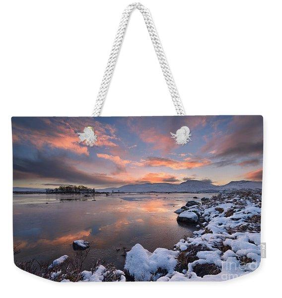 Loch Ba Weekender Tote Bag