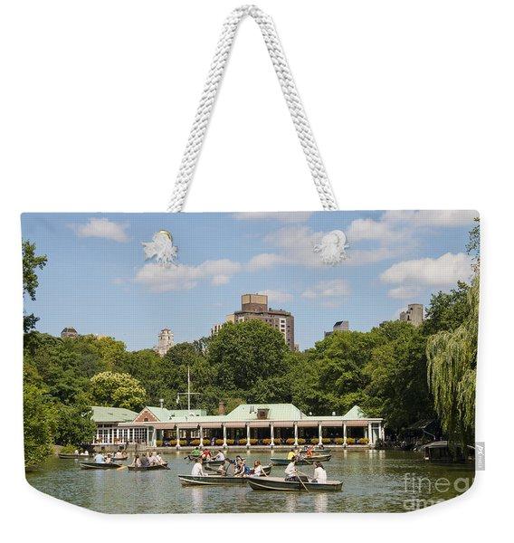 Loeb Boathouse Weekender Tote Bag
