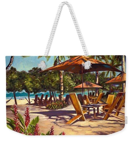 Lola's In Costa Rica Weekender Tote Bag