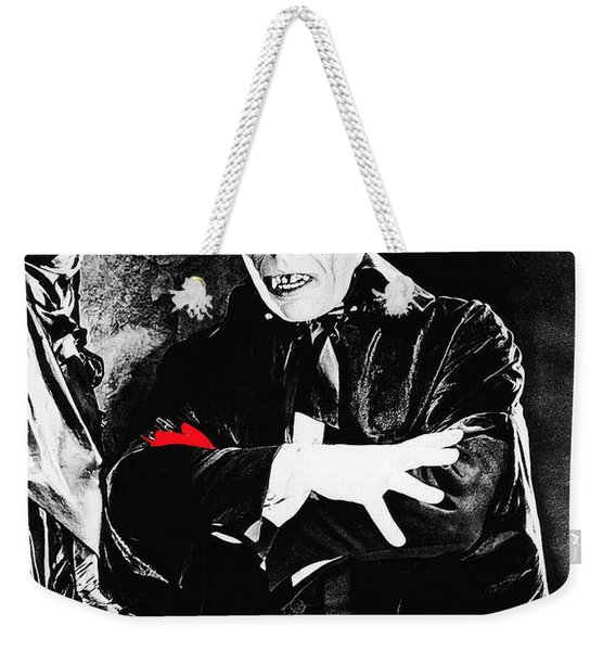 Lon Chaney Phantom Of The Opera 1 Publicity Photo 1925-2011 Weekender Tote Bag
