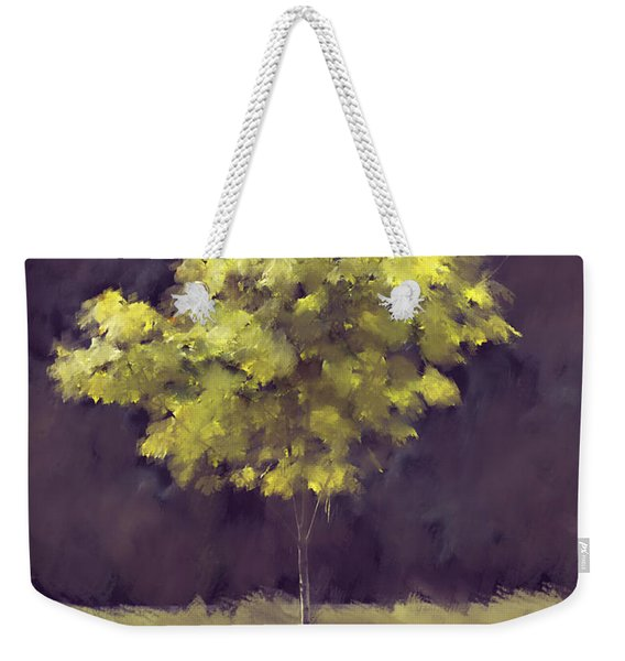 Lone Tree Willamette Valley Oregon Weekender Tote Bag