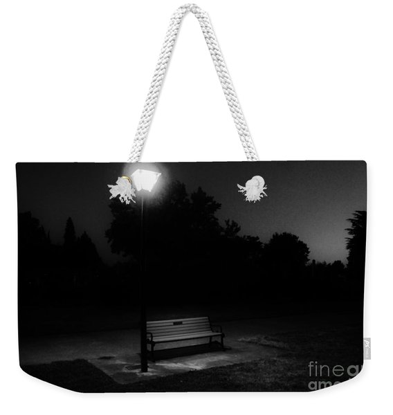 Lonely Weekender Tote Bag