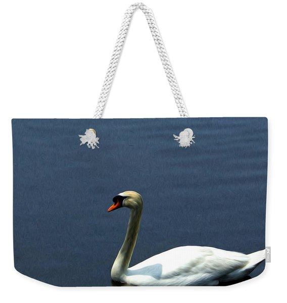 Lonesome Swan Weekender Tote Bag