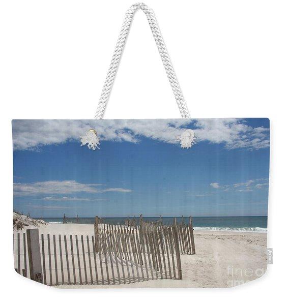 Long Island Beach Weekender Tote Bag
