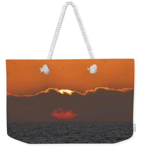 Longboat Key Sunset Weekender Tote Bag