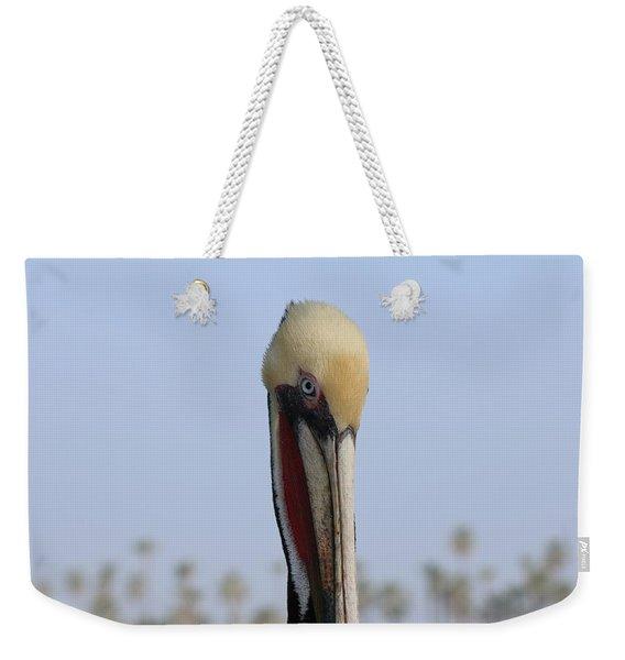 Look Into My Eye  Weekender Tote Bag