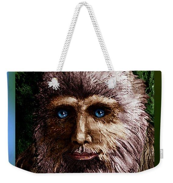 Look Into My Eyes... Weekender Tote Bag