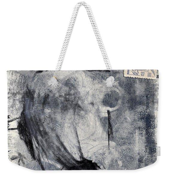Looking Eastward Weekender Tote Bag