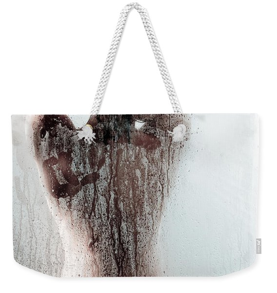 Looking Through The Glass Weekender Tote Bag