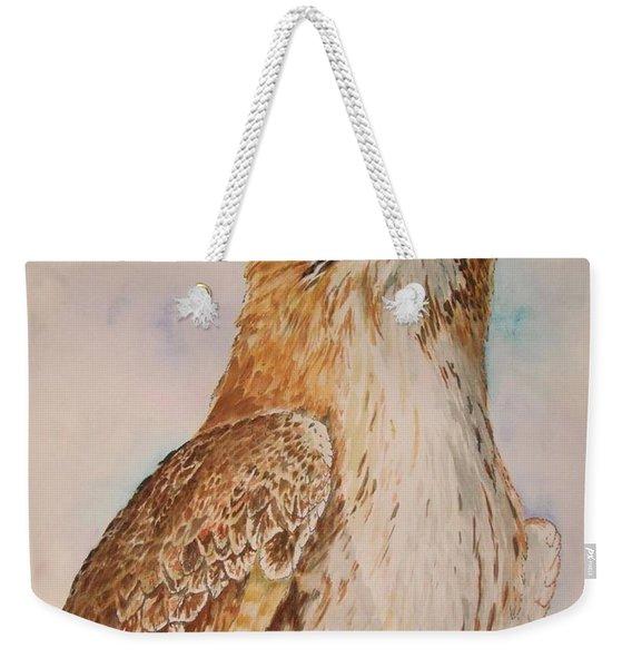 Looking Toward The Future Weekender Tote Bag