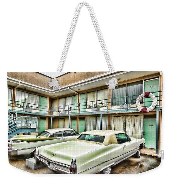 Lorraine Hotel Room 306 Weekender Tote Bag