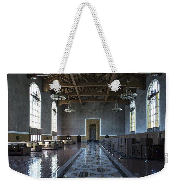 Los Angeles Union Station - Custom Weekender Tote Bag