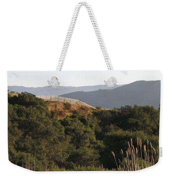 Los Laureles Ridgeline Weekender Tote Bag