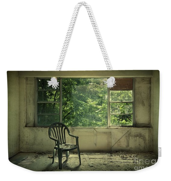 Lose Your Delusions Weekender Tote Bag