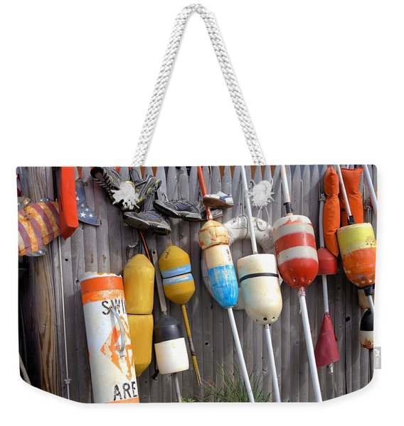 Lost And Found Weekender Tote Bag