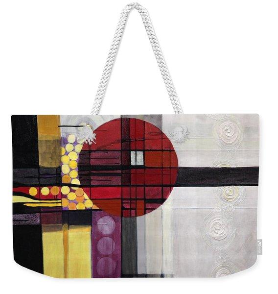 Lost My Marbles Weekender Tote Bag