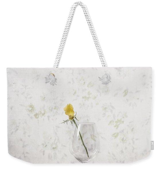 Lost Petals Weekender Tote Bag
