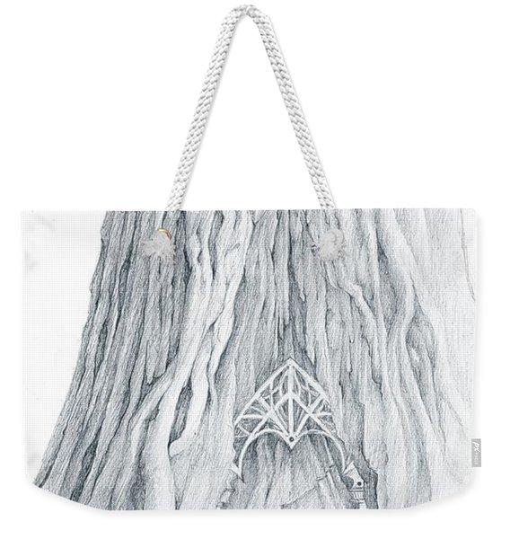 Lothlorien Mallorn Tree Weekender Tote Bag