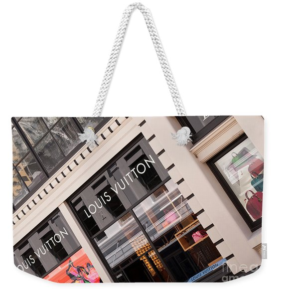 Louis Vuitton 02 Weekender Tote Bag