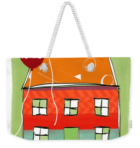 Love Card Weekender Tote Bag