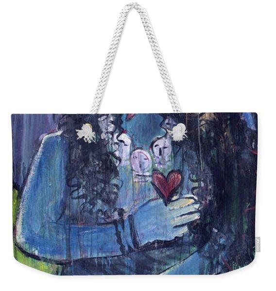 Love For Kali Weekender Tote Bag